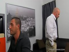 Raunchy Office Ass Fucking