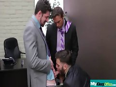 The Gay Office - Gay Anus Sex &amp_ Prick Massage Vids 17