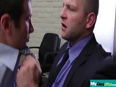 The Gay Office - Gay Rectal Sex &amp_ Penis Massage Vids 01