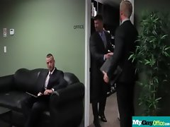 The Gay Office - Gay Butthole Sex &amp_ Dick Massage Vids 15