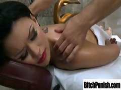 Masseur Seduce Sensual Bigtits Lassie To Bang Her Horny video-20
