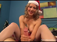 Sensual Holiday mother in law seduces me. Zoey Holloway