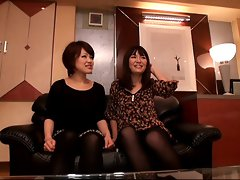 Sensual japanese Lesbos (You want to see use WHAT. Mmm OK)2