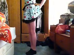 Sensual 18 Year Aged Crossdresser