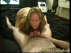My Mommy Exposed - Point of view trashy amateur Mommy fellatio fellows shaft
