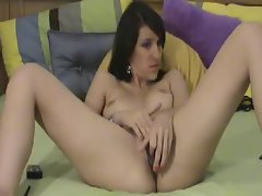 Tall slutty russian goddess strip tease on cams