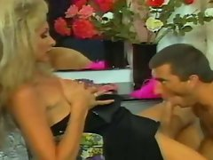 Vintage blondie screws a lad