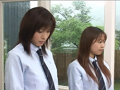 Sensual japanese Lezzies (I loved you in high school and now)1