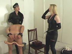 Exquisite English Ladies Give slaves impossible tasks