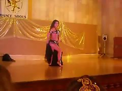 Alla Kushnir luscious belly Dance part 87