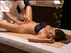 Sensual japanese Massage Room