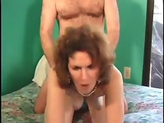 Female Masturbates Vagina And Claudio Finishes The Job