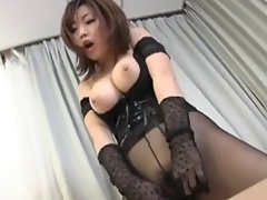 Lovely Sensual japanese RIO