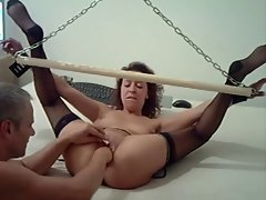 Fisted Restrained Attractive mature