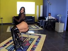 Butt Slave Shooting