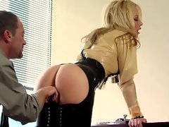 Office Grinding For Sensual Secretary Kayden Kross