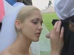 Seductive russian Wedding