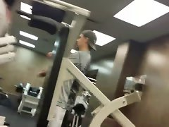 Candid Workout Girls: ep.3 Slimgym ....cute diminutive girlie