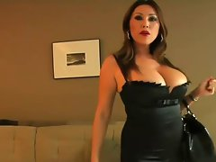 Stepmom Seduces Younger Chap In Hotel Point of view
