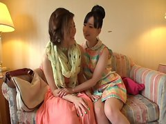 Jap Lesbos (Our 1st date, and I want to fuck you)1