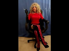 Master's Smoke Nymphos Transsexual Mandy Sissy Steven