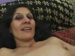 Hirsute Attractive mature Bexxy Banged