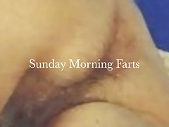 Perfect 88yr experienced Granny farting Sunday morning for satyriasiss