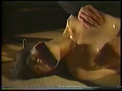A Jap woman's intense sex