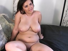 gorgeous buxom dark haired Point of view
