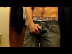 American Eagle Boxers Show