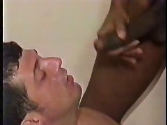 Extremely big cock Ts Suzana Holmes fucks white man