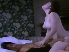 Vintage white young woman banged by Seductive indian