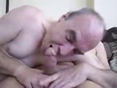 two daddies on webcam