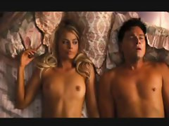 Margot Robbie Sex Episodes In The Wolf Of Wall Street