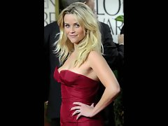 Reese Witherspoon Jerk Off Challenge