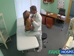 FakeHospital Spying on filthy 18yo chick having special time