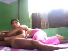 Great Alluring Desi Bhabhi Getting Banged By Her Lover