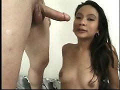 Asian Good looking Jade Marcela Gets Her Bum Rammed Rough