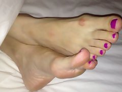 My Wife's sexual feet