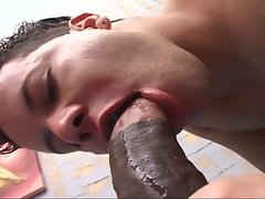 Twink Getting Banged By Large dark shaft CD