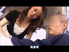 Seductive japanese mother (part 1 of 4)