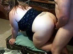 Lewd FUCK #34 (Doggystyle performance with a BBW)