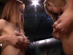 Lactating Lesbo Randy chicks 11 (Japanese)