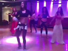 Alla Kushnir sexual belly Dance part 91