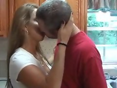 Sexual slutty mom Asks Not her Stepson to Dance with Her