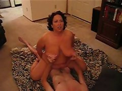 Thick Riding and Licking on several cock