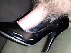 Pre Cum black shoes