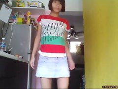 Kelly Lee' How i look? Second Video 2014 February 9