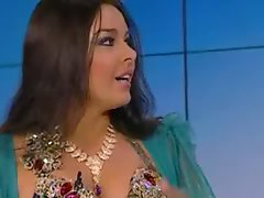 Alla Kushnir sexual belly Dance part 92