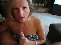 Cougar Head #55 (Blonde Aussie Slutty wife cheating with Swedish BWC)